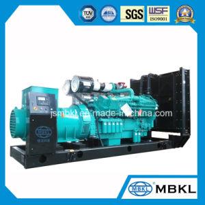 Geschatte Diesel van Cummins van de Macht van de Classificatie 1550kVA/1240kw van de Macht 1160kw/1450kVA Generator Kta50-GS8