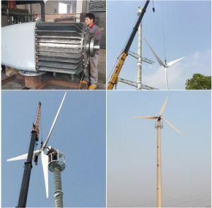 3kw 120V/220V se dirigen el generador de turbina de viento con los paneles solares