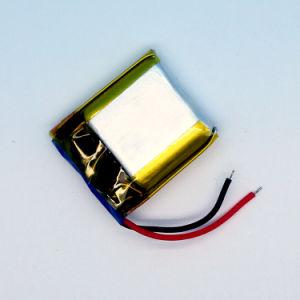 Pequeño plano de la batería de polímero de iones de litio 3,7V 300mAh