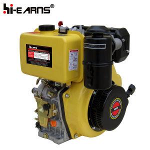 De Gele Kleur van de Filter van de Lucht van het Bad van de Nokkenas en van de Olie van de dieselmotor (HR186FS)