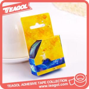 형식 쓰기 접착성 Washi 도매 문구용품 종이 테이프
