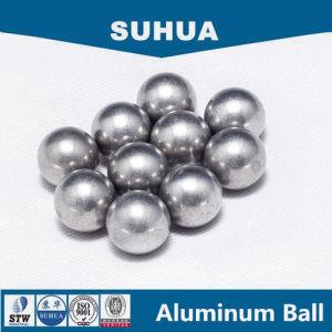 5050 1/4'' a esfera de alumínio para soldagem, esmerilhamento bolas de alumínio