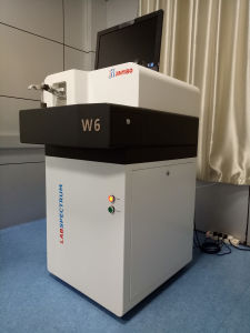 Internationaler Standard CCD-optische Emission-Spektrometer