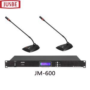 Jm-631 Condensador da unidade do sistema de conferência de Discussão Microfone de conferência