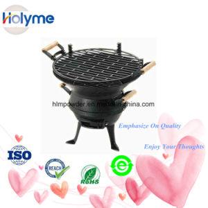 Base de Silicone résistant à la chaleur avec revêtement en poudre RoHS/Reach pour BBQ/Fire Pit/four