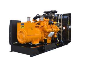 Sistema de cogeneración biogás Generator