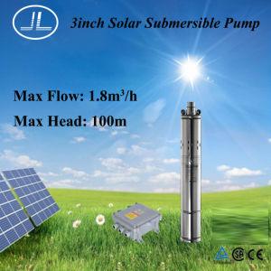 500W 3inchの太陽水ポンプ、農業の潅漑ポンプ
