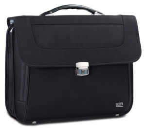 Maletín Maletín de cuero bolsas para portátiles profesionales (SM8888)