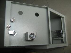 Het elektronische Slot van de Lade, Opgepoetst Chroom Geplateerd Materiaal