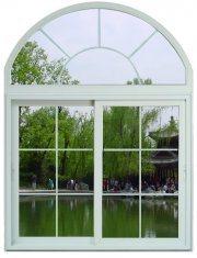 White/Blue insonorizzati Sliding Aluminum Frame Windows con Roto