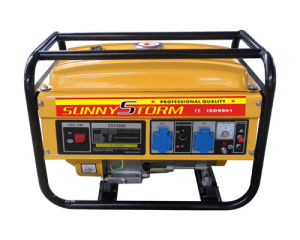 セリウムとの2kw Gasoline Generators Set