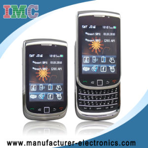 Cellulare del cursore del telefono mobile 9800WT con WiFi TV