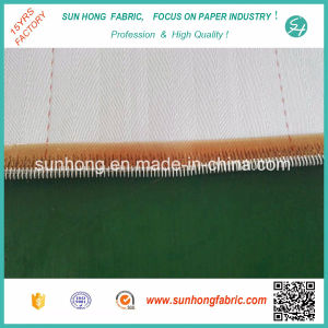 Papierherstellung-Maschinen-Klärschlamm-entwässerngewebe