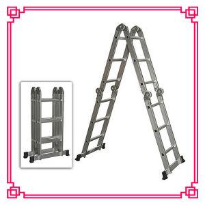 En131 Super алюминиевая универсальная лестница