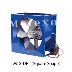 Ventilador axial de secado / / Explosion-Proof / ventilación.