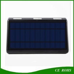 9600mAhリチウム電池が付いている新しい66のLEDの太陽動きセンサーライト