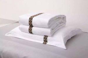 Coperchio del cuscino dell'assestamento del cotone della banda