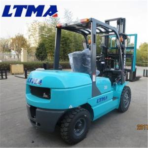 El equipo de primera calidad Ltma Carretilla elevadora Diesel de 3 Ton.