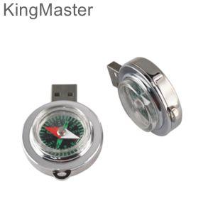 Компас Kingmaster дизайн USB Stick флэш-накопителей USB Custom