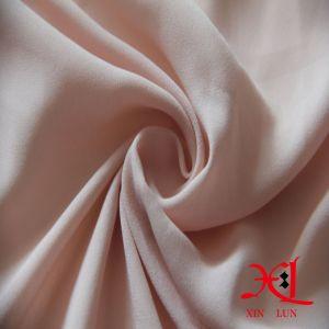 Flower Striped Chiffon Poliéster Tecidos de malha Gament impresso
