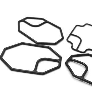 De EPDM Gevormde RubberPakking van de Dichtingsring van de Verbinding in Uitstekende kwaliteit