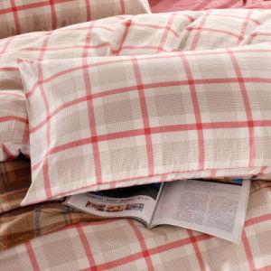 Yrfの100%年の綿のEcoの友好的なホテルのアパートの使用のホテルデザイン寝具の麻布の記憶装置