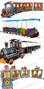 Elevadores eléctricos de vidros, Trem Trackless Curta treinar para o parque de diversões (BJ-ET21)