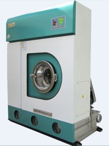 Machine de lavage industrielle P3 8kg, machine de nettoyage à sec