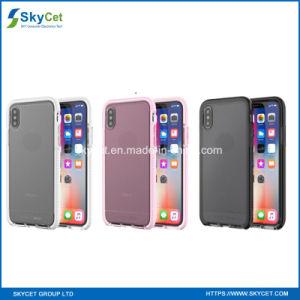 Casos al por mayor de la cubierta del teléfono celular de la fábrica para los casos del iPhone X