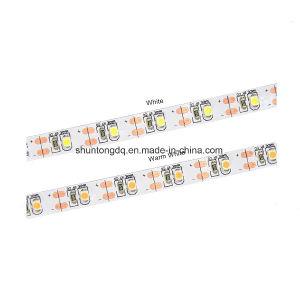 5V 50cm 1m 2m 3m 4m 5m Cable USB Power de la luz de TIRA DE LEDS SMD 3528 Mesa de luz de la decoración de Navidad de cinta para la iluminación de fondo TV