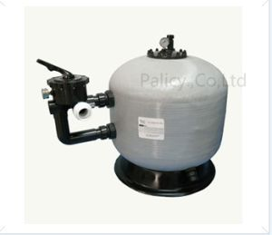 Multiport Valve를 가진 Swimming Pool를 위한 측 Mounted Sand Filters