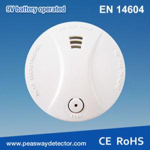 Peaswayの立場のセリウムEn14604 (PW-507)が付いているだけ煙探知器