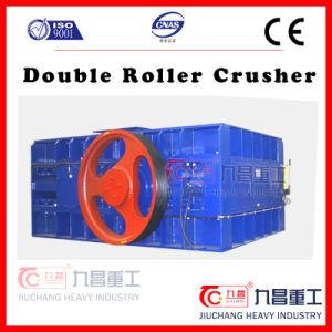 機械セリウムが付いている二重ローラー粉砕機を押しつぶす大き容積トン数のギプス