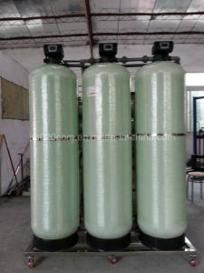 Water Treatment RO System를 위한 자동적인 Water Softener