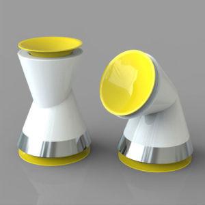 電話の360度の振動吸引の吸盤のカップ・ホルダー