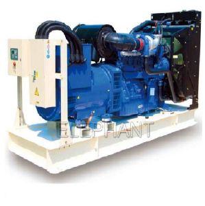 115kVA Lovol mit Perkins Power Diesel Generator