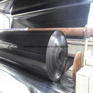 黒い紫外線抵抗のダムはさみ金のごみ処理で使用される安い価格のスムーズなHDPEシート