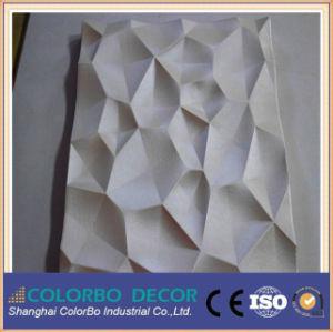 De nouveaux matériaux insonorisées de panneaux muraux 3D Intérieur