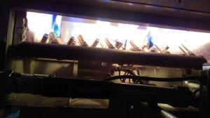 Ofg-H321はポテトチップの圧力鍋の開いたChurrosのフライヤーを揚げている鶏を揚げた