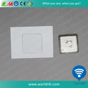 공백 Paper PVC Hf 13.56MHz Ntag213 반대로 Metal Nfc Sticker