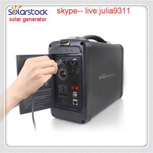 500W Portable Solor Generator met Multifunctioneel