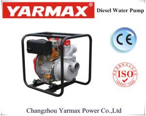 4 pulgadas de bomba de agua con motor diesel de 186fa