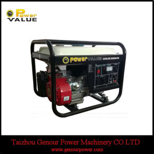 Ohv Air Cooled Engine 3kw Permanent Magnet Generator