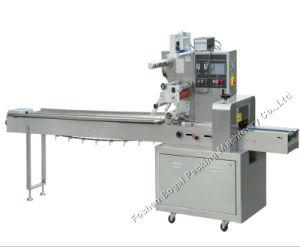 SS304 Aotomatic completo envolver paletas Horizontal máquina de envasado de flujo