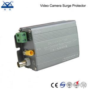 1台のCCTVのカメラのサージの回線保護装置SPDの保護装置に付き2台