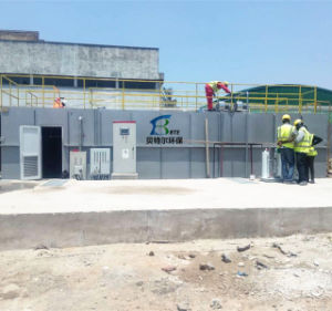 Stabilimento di trasformazione delle acque luride del pacchetto per il trattamento di acqua di scarico nazionale dell'hotel di trattamento di acque luride dell'ospedale dell'acqua di scarico