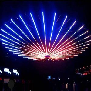 Indicatore luminoso di striscia flessibile di effetto di fase dell'indicatore luminoso della striscia di DMX LED