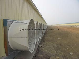 Matériaux de PRF ventilateur fixé au mur