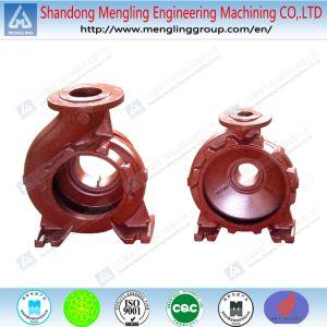 中国の製造者OEMの鋳造ポンプ鉄ボディ