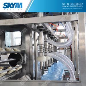 3-5 machine recouvrante remplissante de lavage des bouteilles de gallon